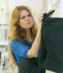 Maarika Mann - Apparel Designer